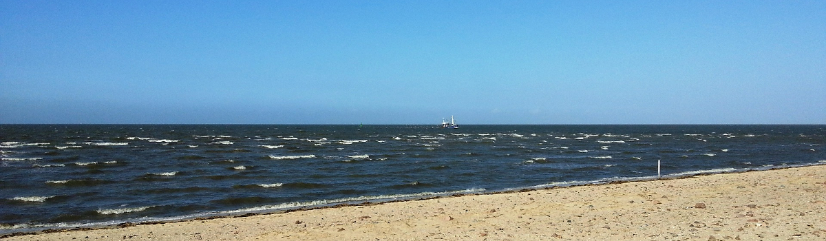 Best views for your holiday in Cuxhaven